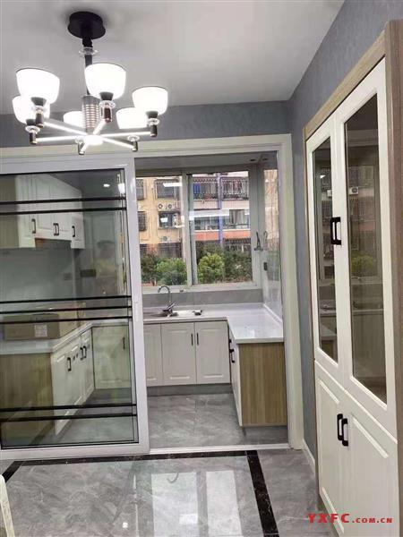 东郊一期】1楼92平全新装修未住二室二厅