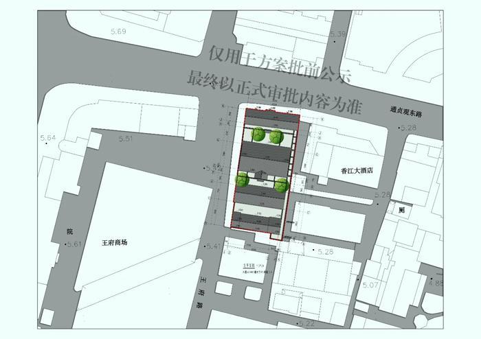 宜城镇太平天国王府建筑修缮方案批前公示