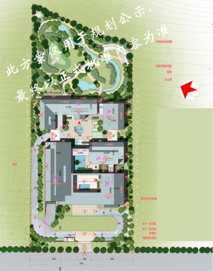 宜兴市旅游学校南侧A地块总平批前公示